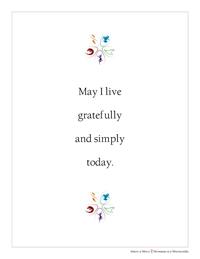 image of MAC mantra poster 8.5 x 11
